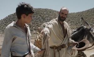 Así luce Granada en el tráiler de 'Intemperie', dirigida por Benito Zambrano