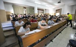 4'5 de media en el polémico examen de Matemáticas de la selectividad valenciana