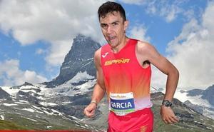 El granadino Carlos García, mejor español en el Europeo de Zermatt