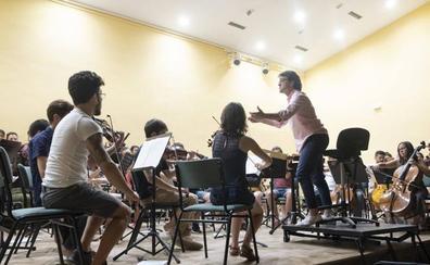 Filarmonía Granada, divino tesoro... musical