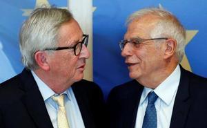 El Govern pide la dimisión de Borrell por «espiar» delegaciones catalanas en el extranjero