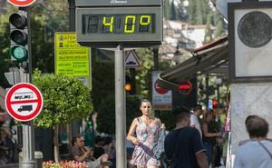 Vuelve el calor intenso a Granada con la llegada de una masa de aire africano