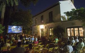 La Huerta de San Vicente reabre las puertas de su cine de verano