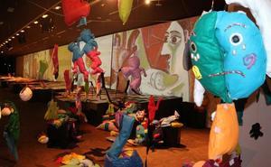 Nueva exposición de arte contemporáneo y educación infantil sobre la diversidad, en el Museo Memoria de Andalucía