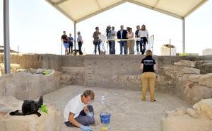Concluyen la restauración de bronces y salas de Cástulo