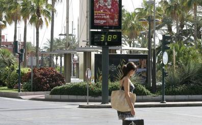 Almería, en alerta amarilla por altas temperaturas