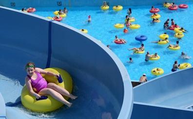 Un fin de semana pasado por agua para los niños en Granada
