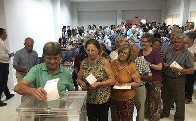 Gran expectación en Las Infantas para elegir a su representante