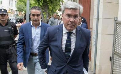 El juez de Matinsreg envía el recurso de Fernández de Moya a la Audiencia
