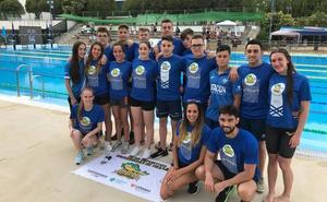 Los equipos granadinos destacan en el Campeonato de Andalucía infantil