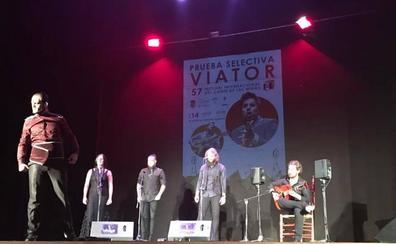 Viator sigue su idilio con el Festival del Cante de las Minas de La Unión