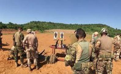 España aporta el contingente mayor a la misión de la UE en Malí