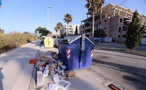 El PSOE critica el «cacareado» plan de limpieza del Ayuntamiento