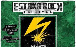 Estaka Rock con Narco y Koma