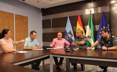 La Guardia Civil de Almuñécar se desplazará a los hoteles para atender denuncias de los turistas