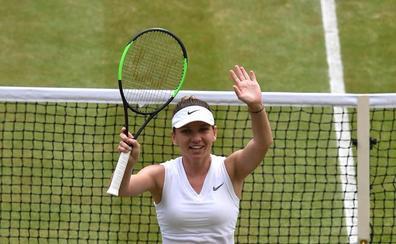 Serena Williams-Simona Halep, final en Wimbledon