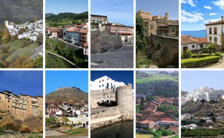 Descubre este verano los 79 Pueblos Más Bonitos de España