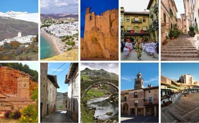 Los '79 Pueblos Más Bonitos de España' para visitar este verano