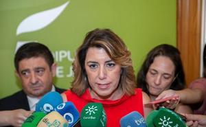 Susana Díaz, sobre la condena a Jesús Candel: «La justicia ha puesto las cosas en su sitio: No todo vale»