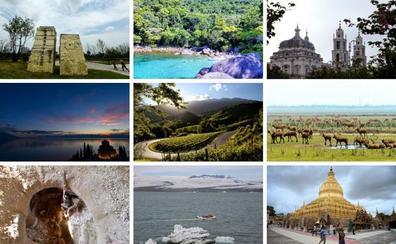 Las 29 nuevas maravillas naturales y culturales del mundo según la Unesco