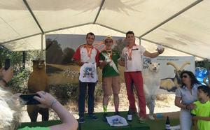 Guillermo Robles, campeón de 3D, va a por el título de campo en Soria