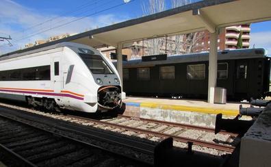 Una nueva avería suspende el tren Jaén-Madrid de las cinco de la tarde
