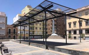 La remodelación integral de la plaza López Falcón tiene cuatro empresas 'pretendientes'