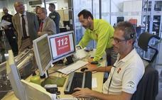 El 112 gestiona más de 38.000 incidencias en Granada durante el primer semestre del año