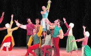 El espíritu de Giselle vuelve a danzar en el Generalife