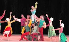 Las mejores imágenes de la danza de Giselle en el Generalife