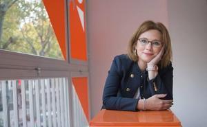 La diputada por Granada Mar Sánchez (Cs), designada nueva presidenta de la Comisión de Salud y Familias del Parlamento