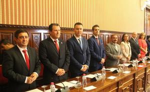 Tres mujeres asumen las vicepresidencias de la Diputación