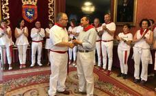 Pirotecnia Martín de Motril gana el tercer premio en el prestigioso Concurso internacional de fuegos de los Sanfermines