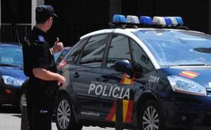 Intervienen 50 kilos de marihuana ocultos en un camión de desatranques en Granada
