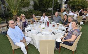 Sociedad y empresas, con el certamen culinario Jaén Chef