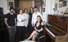 «Interpretar a Falla con esta orquesta es un sueño cumplido»
