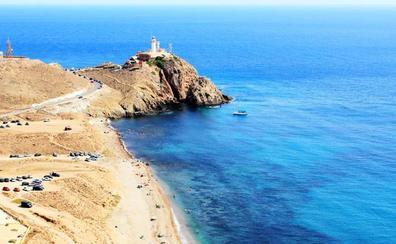 Faro de Cabo de Gata: Belleza artificial en el Parque