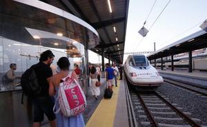 El AVE supera su primera quincena en servicio con retrasos