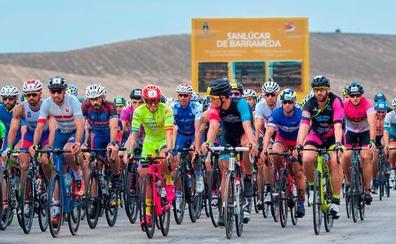 El nuevo Desafío Doñana aglutina a más de 300 triatletas