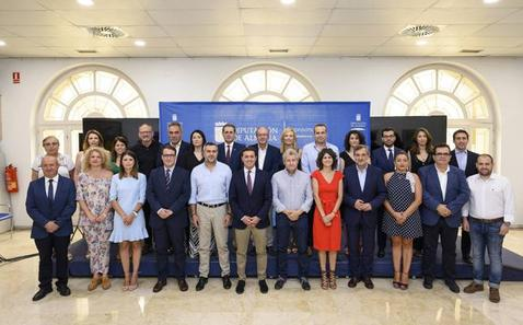 La Diputación Provincial se constituye hoy con Javier Aureliano García como presidente