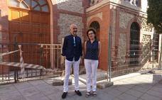 Nuevo intento de acabar la obra de la escuela Cervantes, iniciada en 2014
