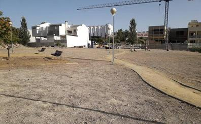 Limpieza de solares cerca de parques infantiles y con riesgo de incendio