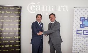 Bankia se suma a la estrategia de internacionalización de empresas de Granada