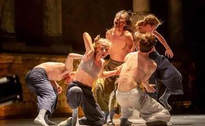 Exitoso estreno de 'Anhelo' en Itálica