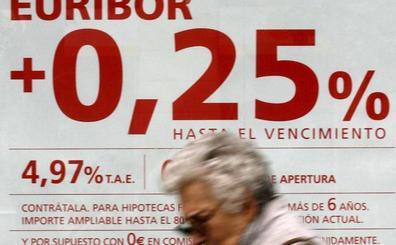 Las hipotecas comienzan a ser gratuitas por el desplome del euríbor hasta el -0,25%