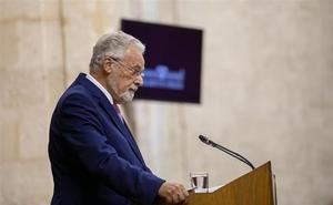 PSOE-A, PP-A y Cs registran una propuesta conjunta para renovar a Maeztu como Defensor del Pueblo andaluz