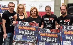 Amparanoia celebrará en el PiconRock el veinte aniversario de su primero disco