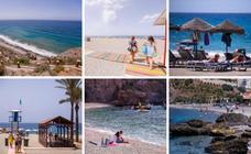 21 playas con encanto de Granada para disfrutar este verano