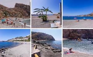 21 playas de Granada con encanto para disfrutar del verano