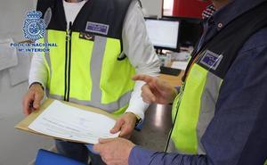 Trece arrestados en Granada por regularizar ilegalmente a extranjeros
